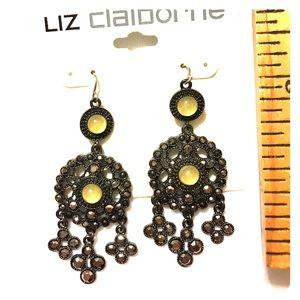 Liz Claiborne Earrings NWT